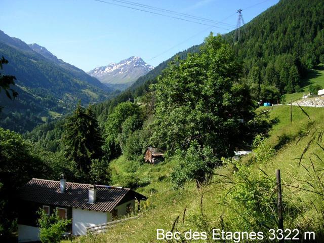 Bec des Etagnes 3322 mt