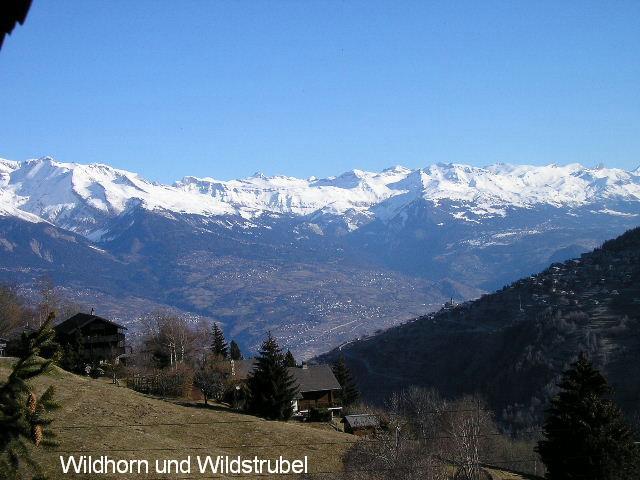 Alpenkette Bern-Wallis (Wildhorn & Wildstrubel)