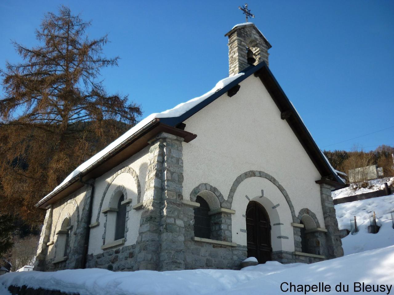 Chapelle du  Bleusy