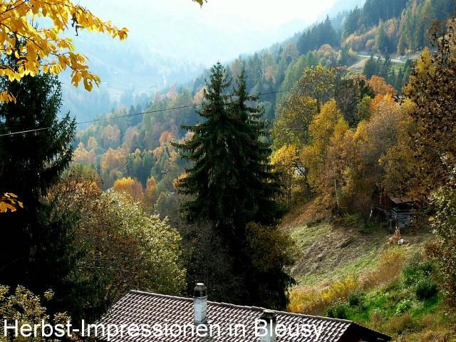 Herbst im Maiensäss