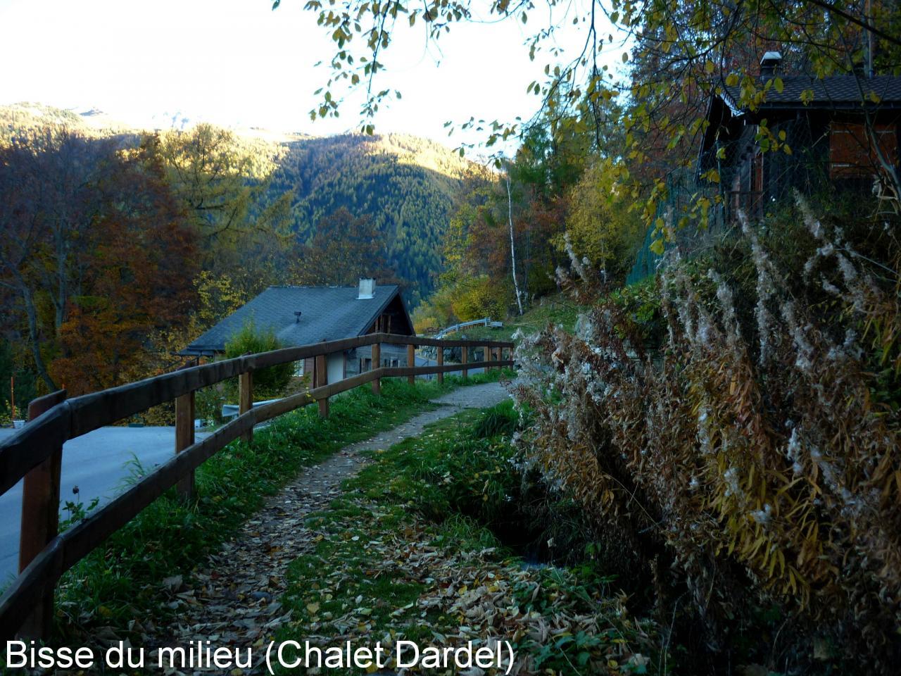 Chalet Dardel (Bisse du milieu)
