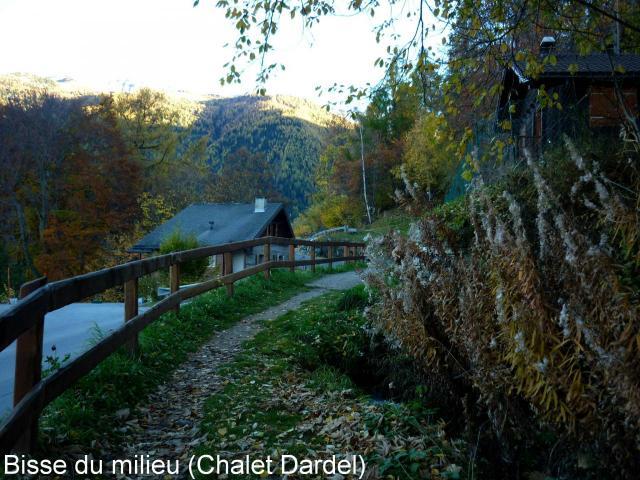 Chalet Dardel nähe Bleusy