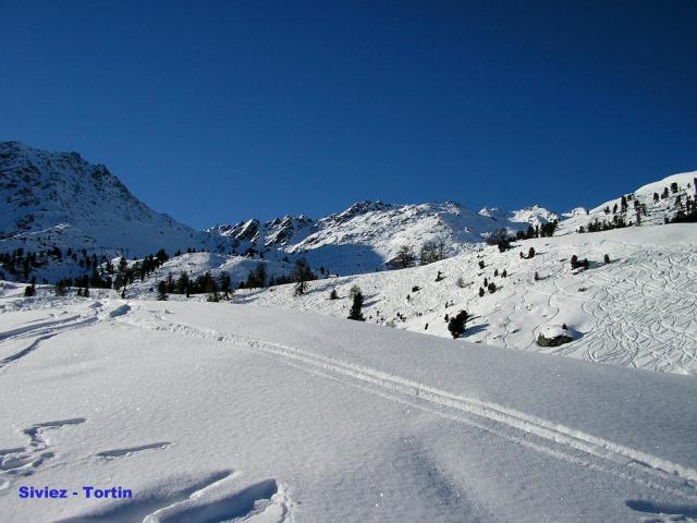 Siviez - Tortin