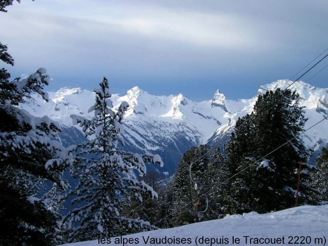 Tracouet (2220 m) oberhalb von Hte-Nendaz