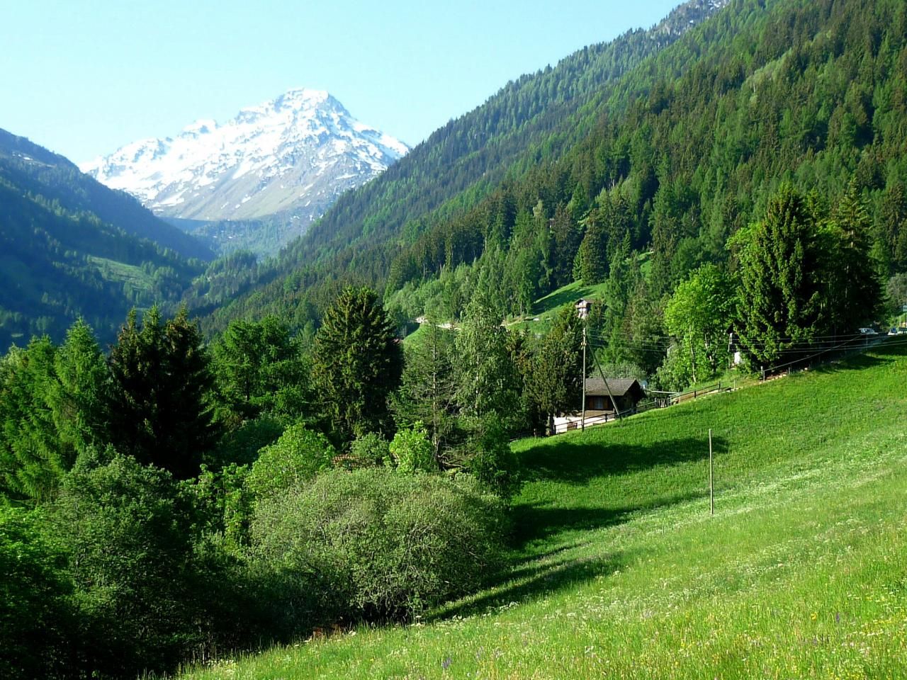 Valle de la Printze & Bleusy