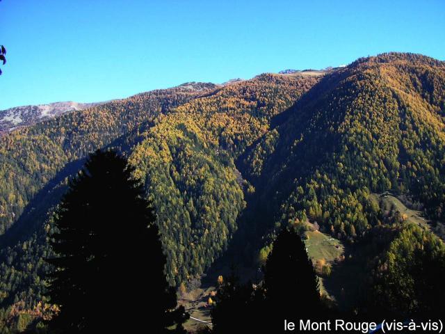 Mont Rouge (vom Maiensäss)