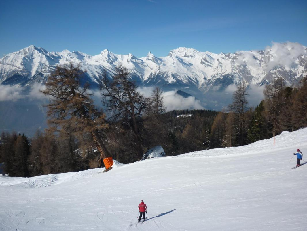 Tracouet 2200 m